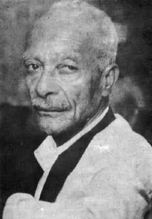 Mestre Pastinha (1889-1981)