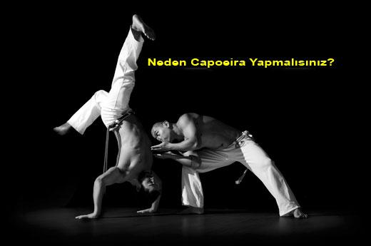 Neden Capoeira Yapmalısınız?
