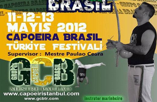 Capoeira Brasil Türkiye Batizado 2012 Video
