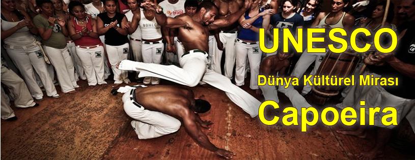 Capoeira UNESCO Dünya Kültürel Mirası arasına girdi!