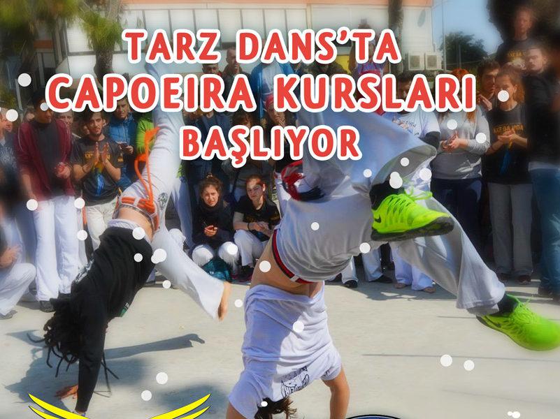 Yetişkinler için Capoeira Kursu Alsancak'ta Başlıyor.